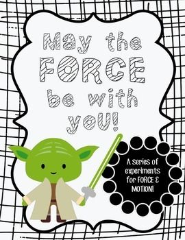 These force and motion experiments are the perfect way to bring exploration and inquiry into your classroom. Your braniacs will love the simple, but intriguing science experiments. The materials list is simple and affordable, and the ideas go right along with the Next Generation Science Standards. (NGSS) Follow my store to keep up with the latest products!http://www.teacherspayteachers.com/Store/Shock-On-And-Teach