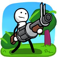 One Gun Stickman 1.09 MOD APK Unlimited Gold  action games