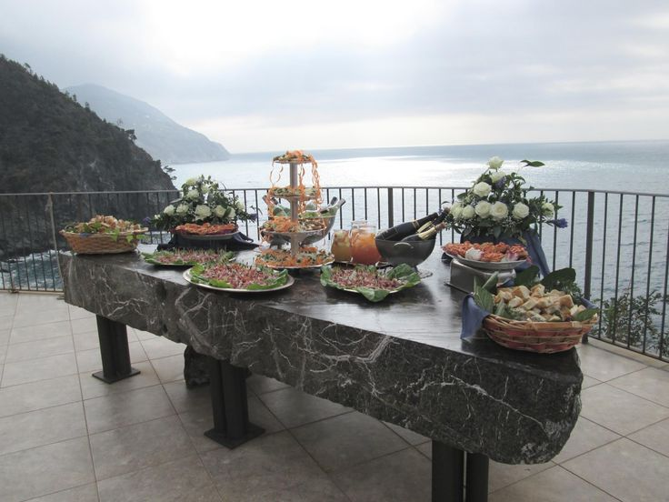 The buffet is ready! We organize nice #parties, wedding parties, anniversaries, birthday parties and many other events, on demand.
