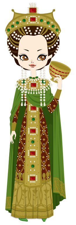 Empress Theodora a woman with a huge intelligence and an especial talent to rule