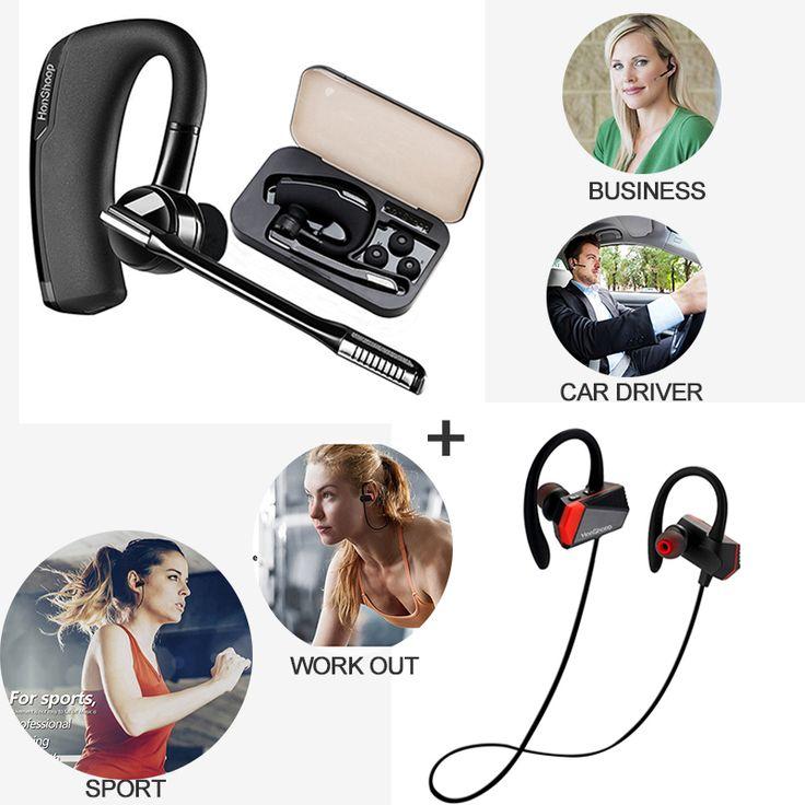 >> Click to Buy << bluetooth earphones Car Driver Bluetooth Headphones Compatible with iPhone+bluetooth Workout Earphones Sport headphones #Affiliate