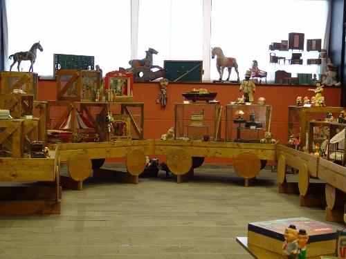 La magia del museo del giocattolo