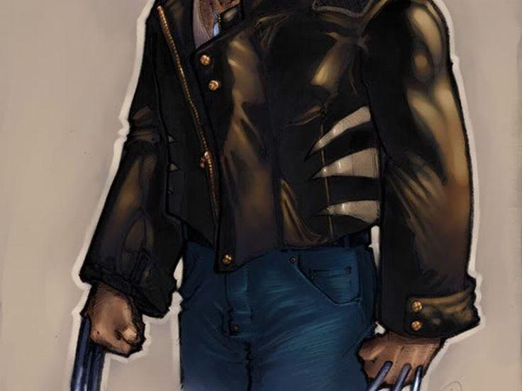 Wolverine Comic Book Art - Taringa!