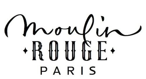 Chez Porchez: Moulin Rouge lettering:refused