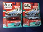 Auto World 2019 Ultra Red CHASE  REGULAR 17 FORD MUSTANG GT 1/64 GULF OIL 2A #Di... - Diecast & Toy Vehicles