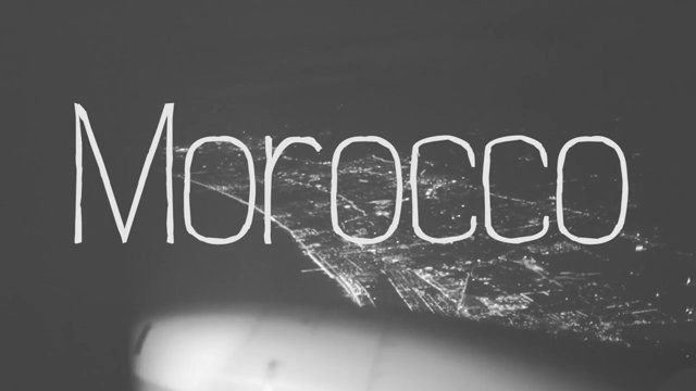 Morocco. Bus2alps.   Filmed and edited by John Piazza IV.