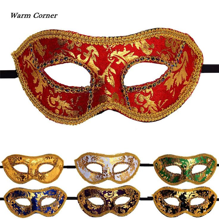 Cheap mask pendant, Buy Quality mask blue directly from China halloween scarecrow mask Suppliers: 2017 New Arrival Sexy Fashion Venetian Masquerade Halloween Supply Mask Party Wedding Ball Festival Free Shipping F27