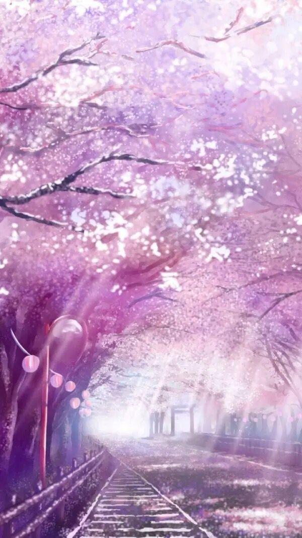 ~Todo lo que tenia se esta yendo al igual que las flores del cerezo.~