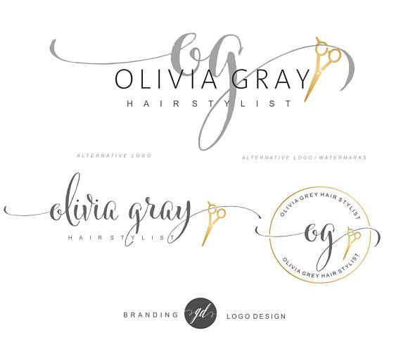 salon logo ideas