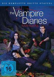 Vampire Diaries - Die komplette dritte Staffel (6 Discs)