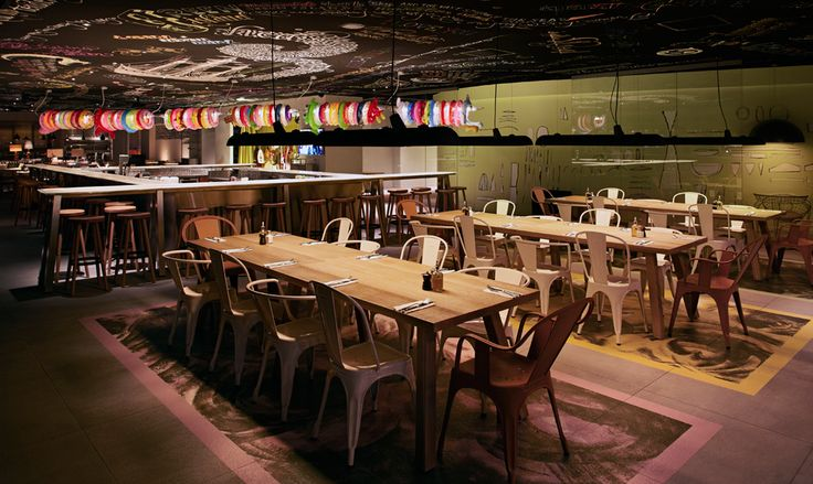 MAMA SHELTER ISTANBUL - Some of you might know the hotel/restaurant from France. Now, a new one opened in Turkey