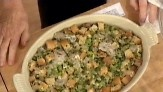Emeril's Oyster Dressing.  My daddy loved oyster dressing.