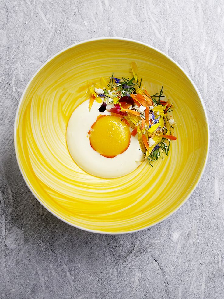 © Signe Birck.   Dish by chef Ronny Emborg in The Wizard's Cookbook. Exclusive interview with the photographer here: http://theartofplating.com/editorial/spotlight-photographer-signe-birck/