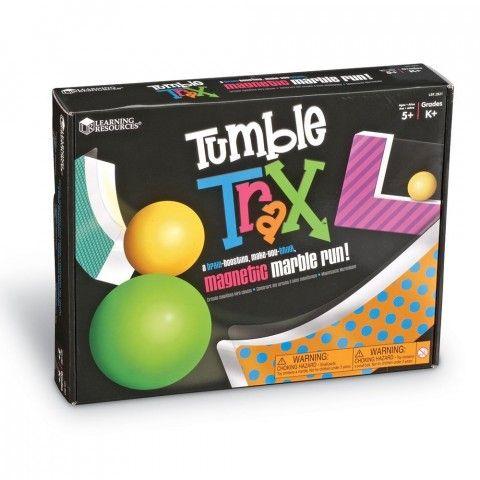 Tumble trax magnetisk kulbana