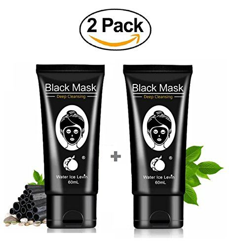 Best Charcoal Peel off Mask : Blackhead Remover Mask, Deep Cleansing Black Mask which is Activated Charcoal Mask peel off Comes in Value 2 packs with Korean Skin Care Samples This charcoal peel off mask is professionally created for a brighter, more translucent and clear skin complexion. Each of this mask is 60 ml, a concentrated version of blackhead mask that gives the most effective treatment to the targeted area of your face. In addition to clearing dead skin flakes, black
