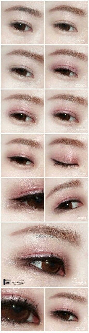 how to clean eyelashes overnight