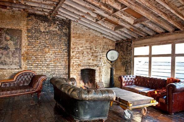 Loft Vintage e Industrial
