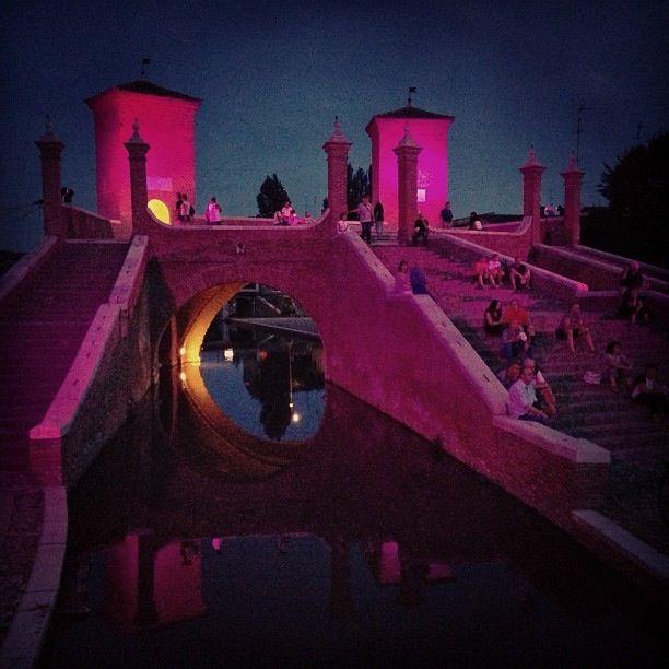 @igersemiliaromagna I Trepponti in rosa!