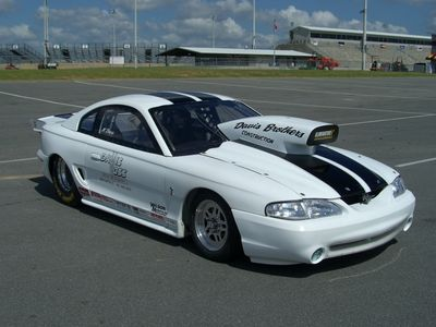 1995 saleen mustang race car my favourite automobiles. Black Bedroom Furniture Sets. Home Design Ideas