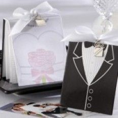 Bride and Groom Photo Album
