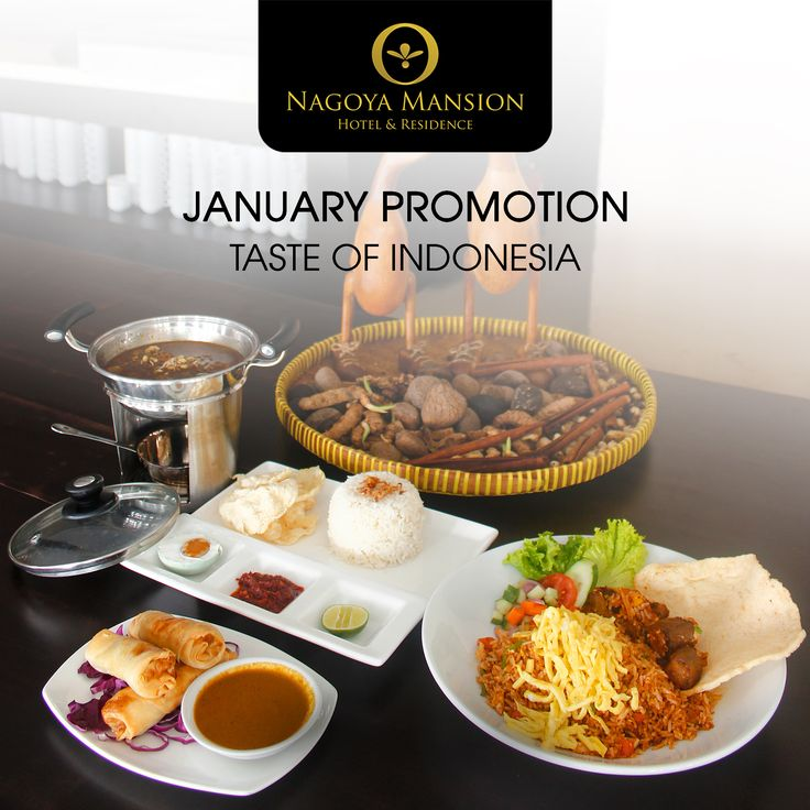 It's January and it's the time of season to taste the better local food in Batam. Have you ever been to East Java before? Or experience the true local food such as Oxtail Fried Rice, Rawon Oxtail Soup and the delicious spring roll with the perfect touch of a shrimp paste in each dishes?  We served the best taste of Indonesia local food for the hungry fellas here in January promotion. So, are you craving for more? If so, do tell us!