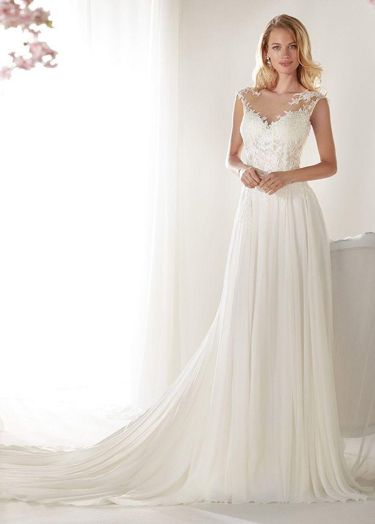 28++ Simple lace wedding dress uk info