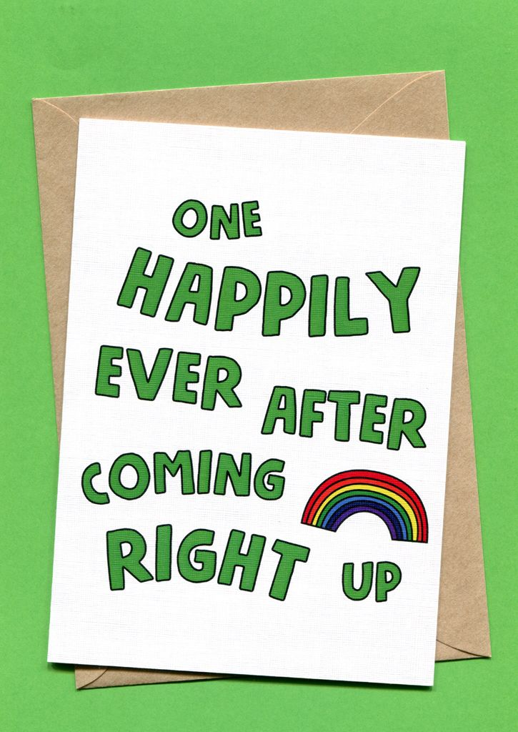 One Happily Ever After Coming Right Up