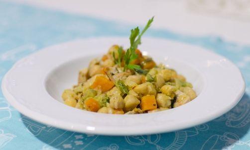 Garbanzos con tomillo para #Mycook http://www.mycook.es/receta/garbanzos-con-tomillo/