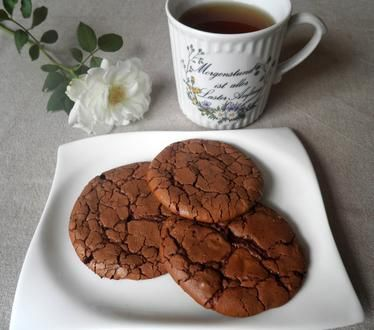 Rezept: Cookies' (Schokoladen)Cookies