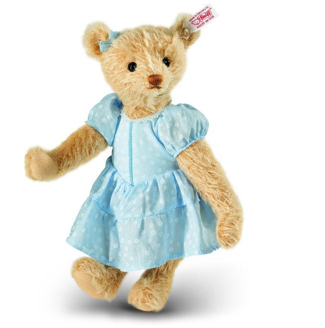 Steiff Teddy Bear Alissa Worldwide Exclusive With Gift Box MIB - 035135 #Unbranded #AllOccasion