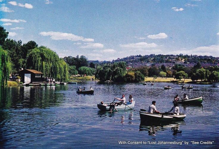 Zoo Lake 1966.