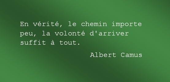 Citation - Camus