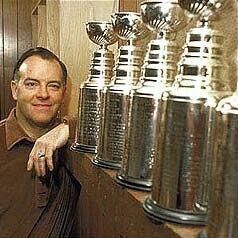 Scotty Bowman, NHL Hockey