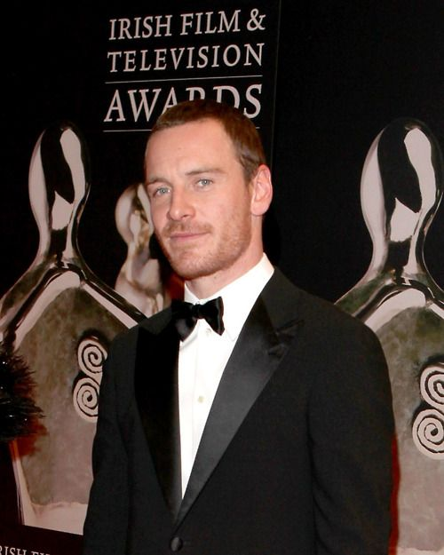 Michael Fassbender at 2012 Irish Film And Television Awards