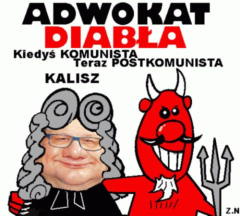 POSTKOMUNISTA POLITYK KALISZ | Niepoprawni.pl