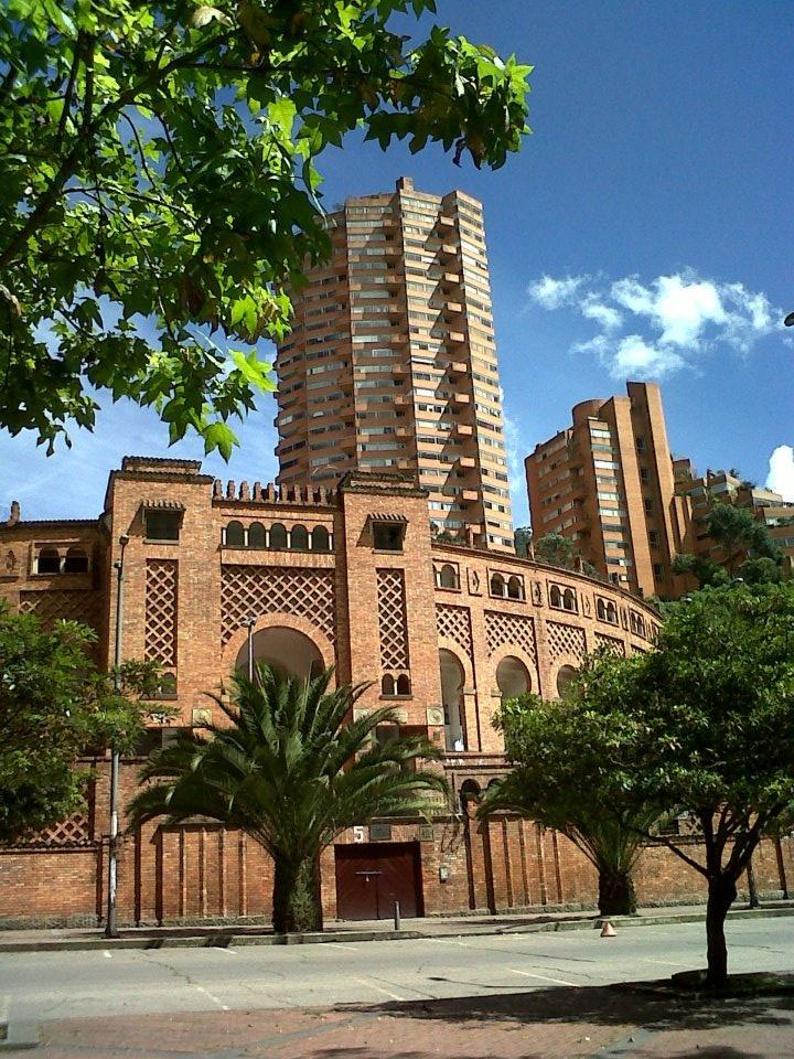Plaza de Toros de Santa María!