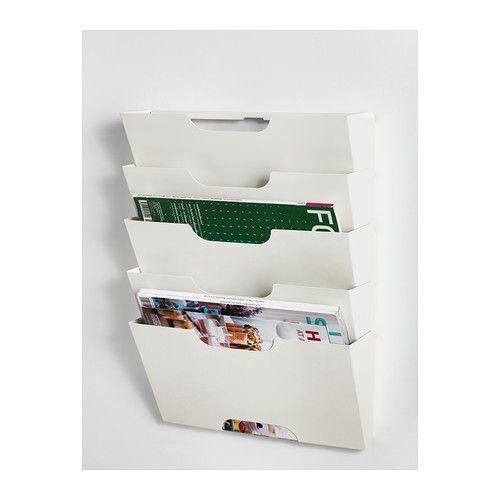 IKEA Design 2014/2015 | ombiaiinterijeri KVISSLE Wall magazine rack.