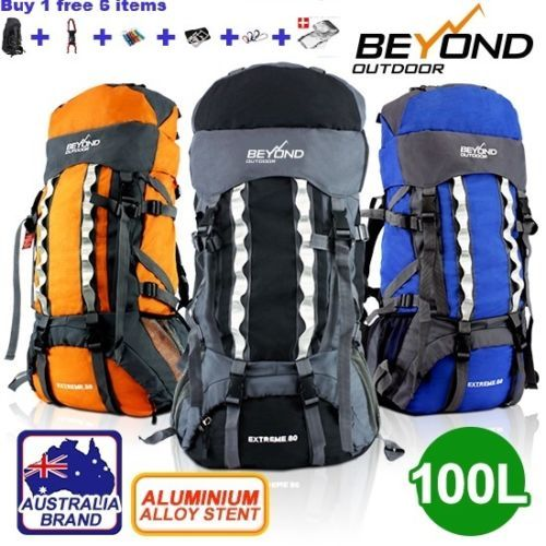 100L-Camping-Hiking-Travel-Backpack-RUCKSACK-Water-proof-Backpack-New-Arrival