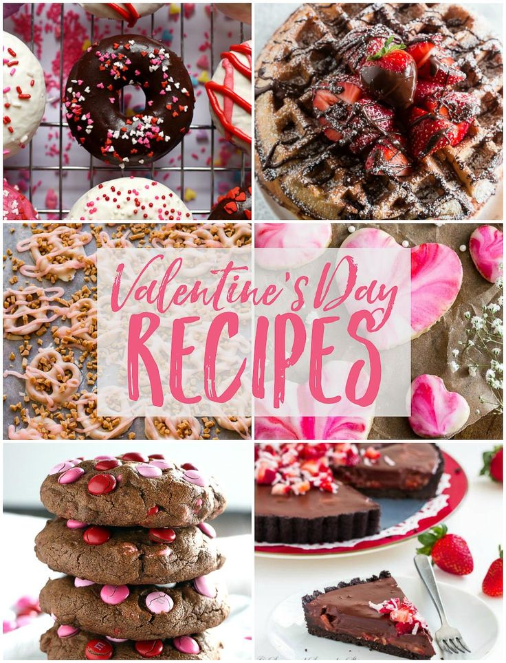 25 Valentine's Day Recipes for That Special Someone