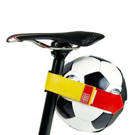 Kicker Ballhalter fürs Fahrrad