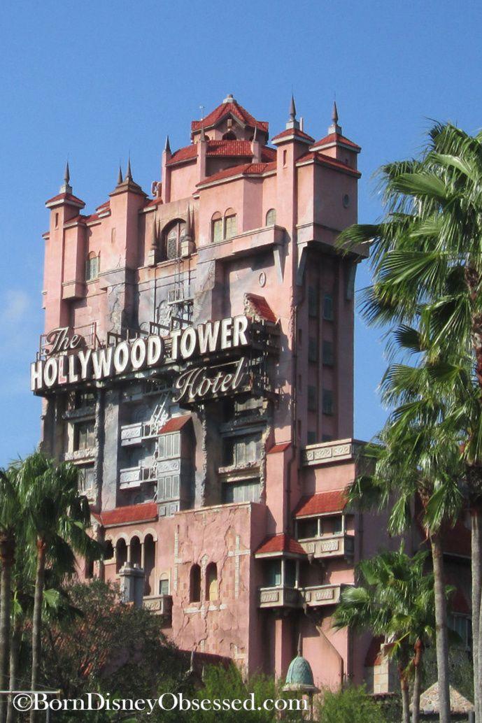 Tower Of Terror In 2020 Hollywood Studios Disney Tower Of Terror All Disney Parks