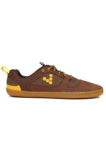 Pánské barefoot boty s koženou konstrukcí na volný čas Aqua jsou zpět. Naše původní první barefoot boty se přepracované vracejí zpět na přání našich zákazníků.