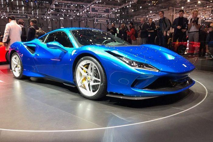 F8 Tributo The Powerful V8 Super Car By Ferrari Super Cars Ferrari Car