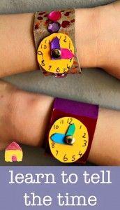 okul öncesinde zaman kavramı ve saat öğretimi (6)