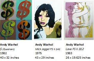 The Biography of Andy Warhol