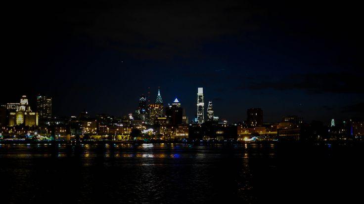 https://flic.kr/p/HUEJ6j | Philadelphia Skyline | View of the Philadelphia skyline from the Camden, New Jersey  Waterfront