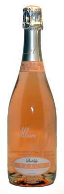 Allure Peach Moscato- had this at the last wine walk- very yummy.
