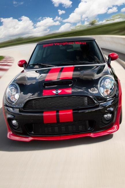 Mini Cooper oh my god!!!!! I want mine like that