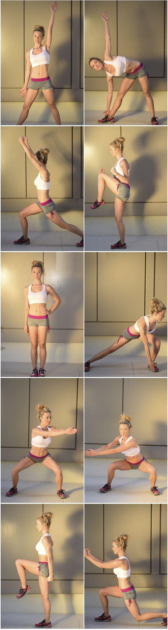 Exercices d'abdos pour femme