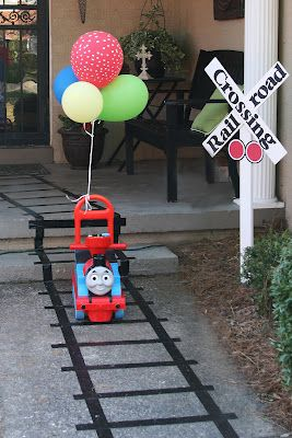 73 best Train Birthday Party Ideas and Inspiration images on